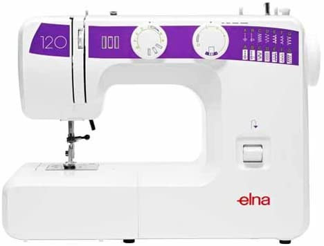 Machine à coudre ELNA 120 EN STOCK