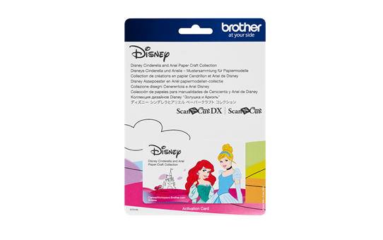 Motifs ScanNCut Collection Disney