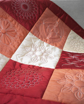 CD 226 QUILTING TILES
