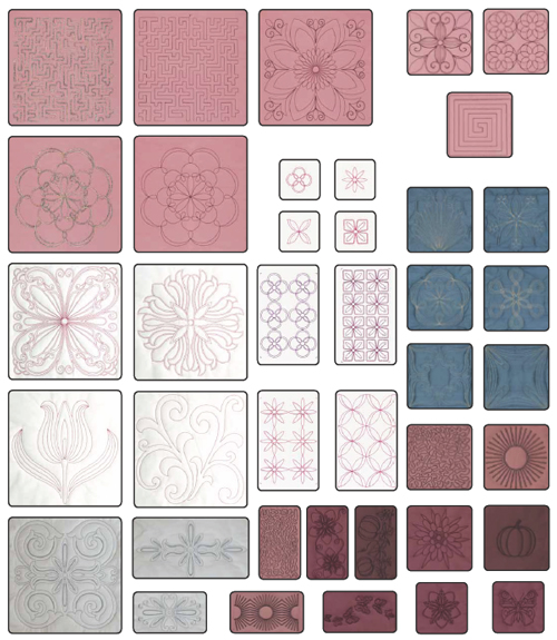 CD 450 Quilting's Greatest Designs