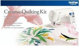 Kit Quilting Brother NV100/150/200/350/550/1200/1250