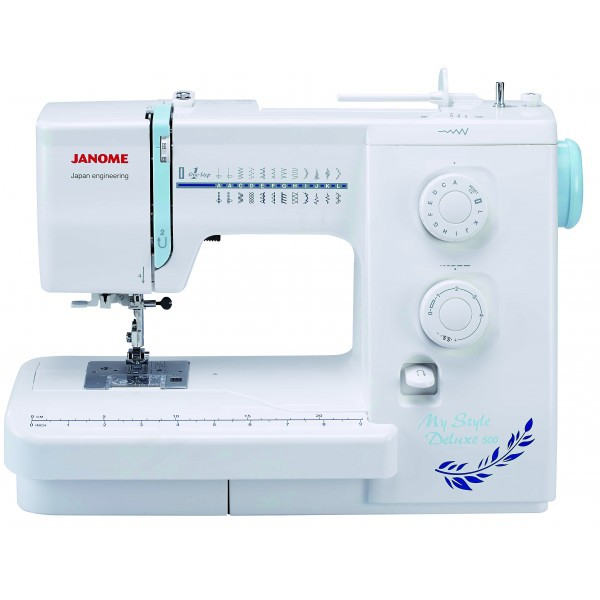 JANOME My style 500 Deluxe
