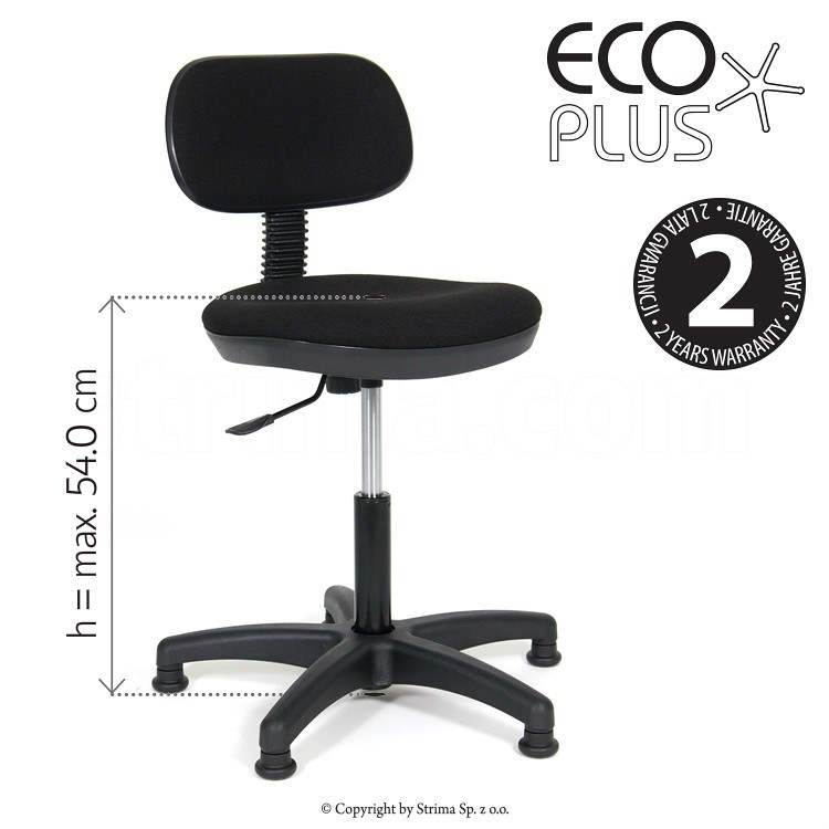 Chaise Rembourre Avec Ascenseur Pneumatique ECO PLUS