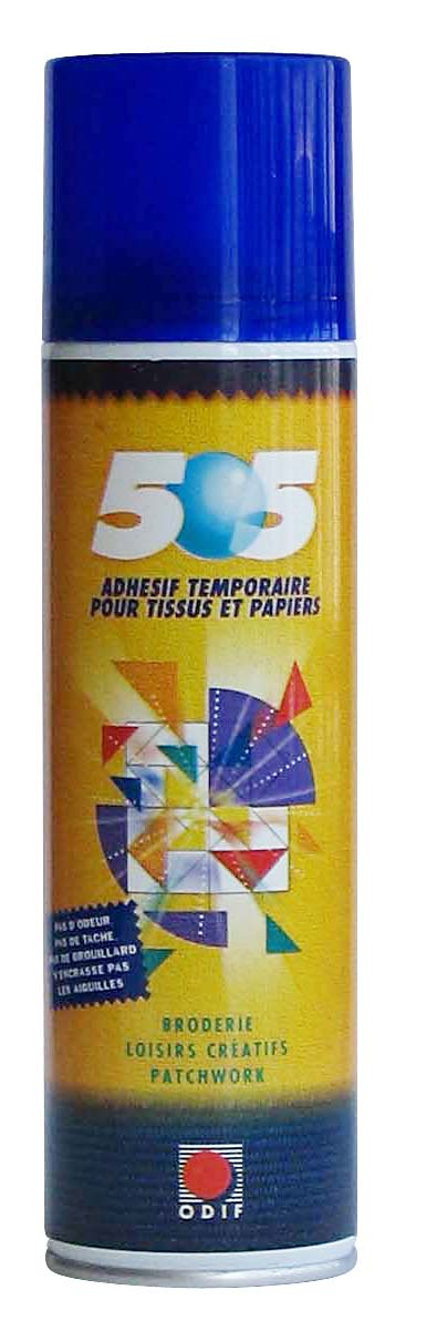 Colle temporaire 505 ODIF 250ml