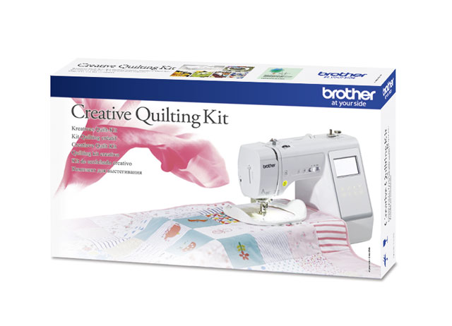 Kit quilting créatif Brother