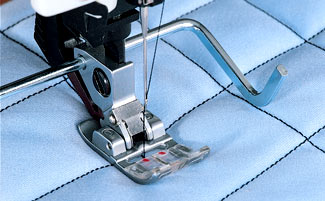 Guide pour quilting Pfaff