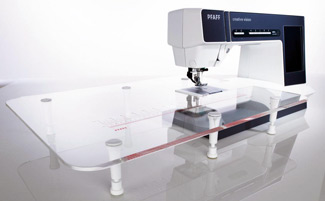 Table de quilting (compatible C E G) Pfaff