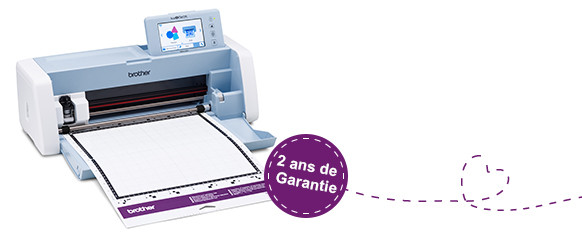 Scan'N'Cut BROTHER SDX1200 En stock