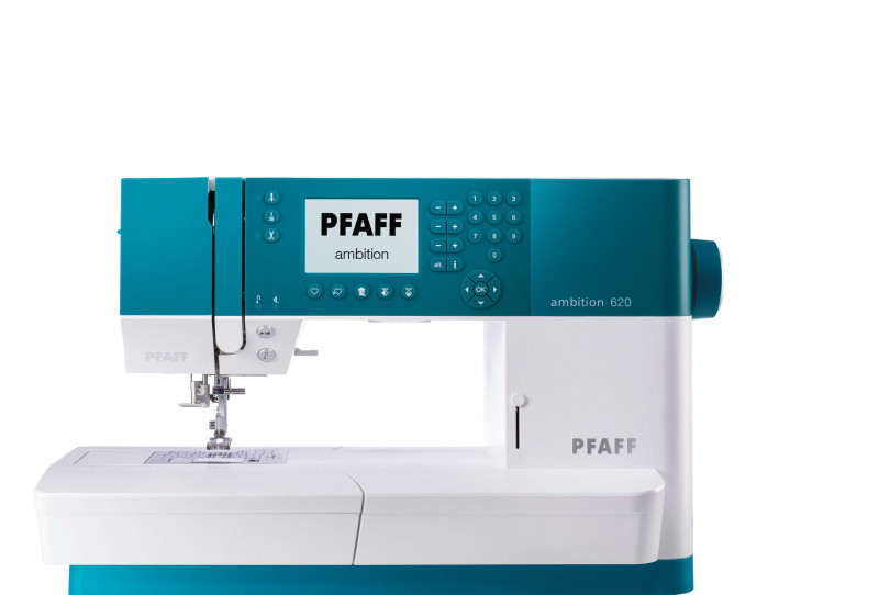 PFAFF Ambition 620 + Table d'extension + Set de couture n°3 offert