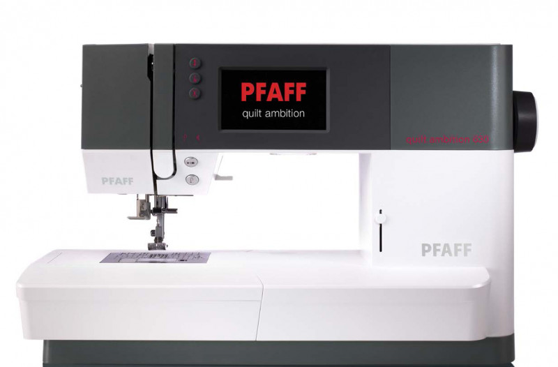 PFAFF Ambition 630 + Table d'extension + Set de couture n°3