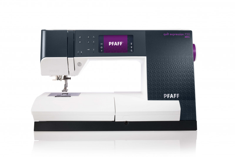 PFAFF Expression 720 + Table d'extension +  Set de couture n°3 offert !