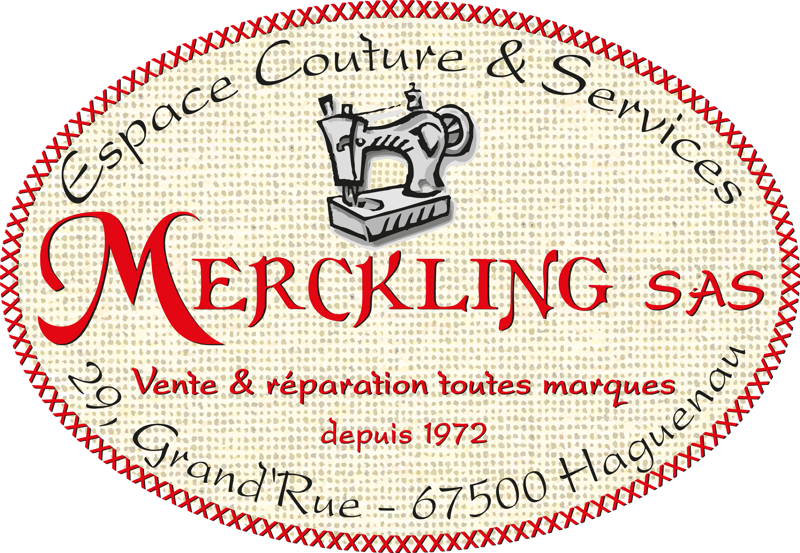 Merckling espace couture